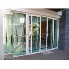 PVC-U Interior Sliding Doors With color available