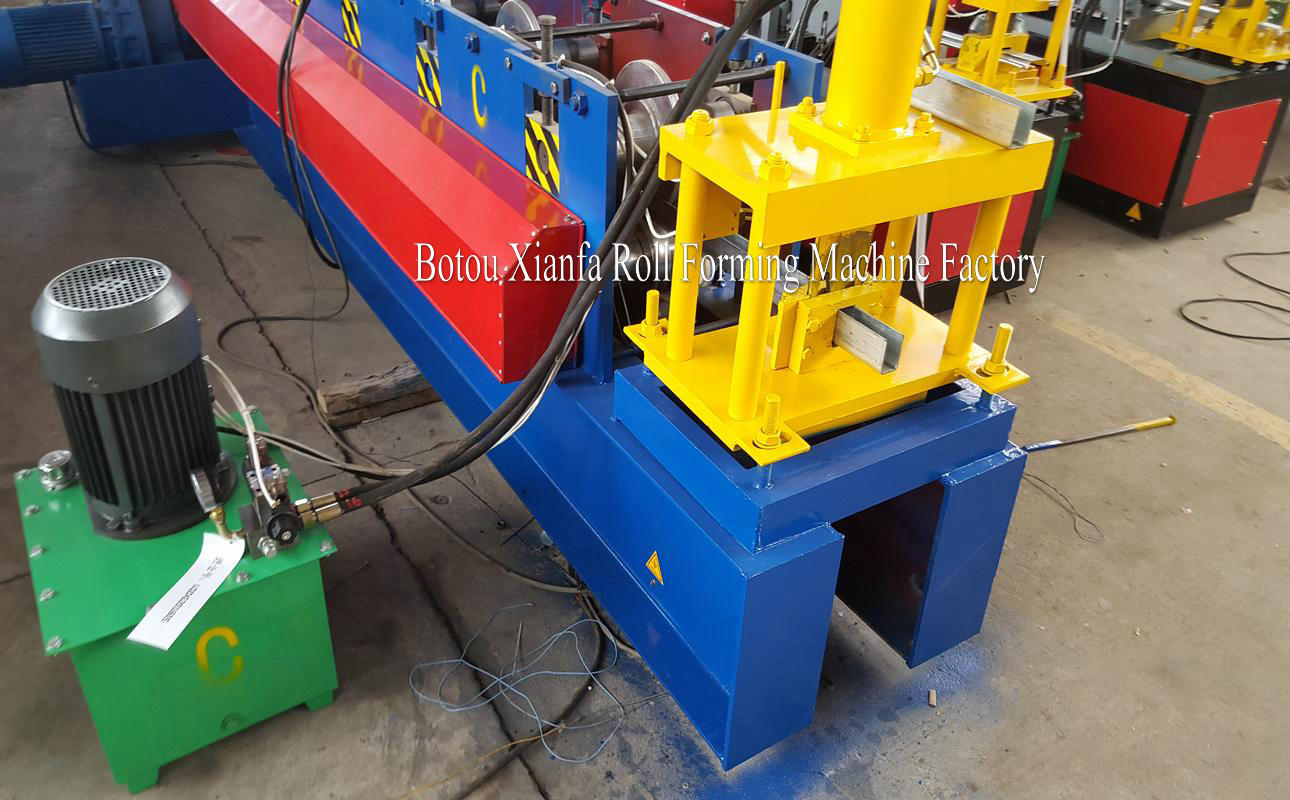 Shutter Door Frame Machinery