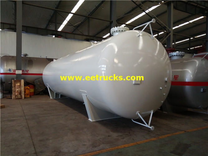 50000 Litres Horizontal Liquid Ammonia Tanks