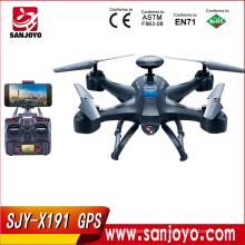 PK MJX B2W Bugs 2W sin escobillas motor independiente 720P cámara Drone Wifi FPV GPS RC Quadcopter SJY-X191GPS