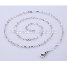 Simple Design Jewelry Necklace Stainless Steel Chain for Lady BSL004-1