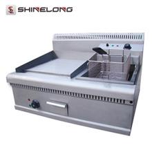 Plancha eléctrica de alta eficiencia del hierro de la plancha de ahorro de energía para el restaurante