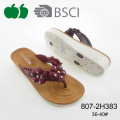 High Quality Summer Beautiful Platform Flip Flops