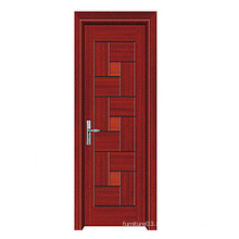 Hot Sale High Quality Solid Wooden Door with Fashion Design (SW-804)