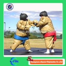 Jeux de sport Sumo Suit / sumo de saut / costume de sumo gonflable