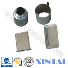 Sellado de piezas de metal de precisión de alta calidad para el uso de piezas electrónicas