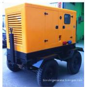 Mobile Generator Set (closed type)