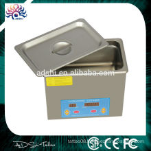 Hot sale makeup Professional tattoo machine Top High quality ultrasonic cleaner ultrasonic vibration cleaner
