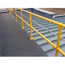Pasamanos de fibra de vidrio para escaleras