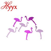 HYYX Grande Novo Produto Promoção idéias de decoração de casamento lantejoulas