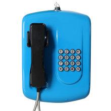durable powder coated metal phone full metal body phone