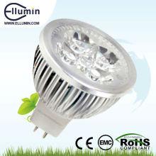 mr16 a mené l'ampoule de tache de 220v 5w a mené la lumière