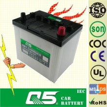 Dry Charged Car Battery 12V60ah (55D23R)
