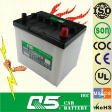 65D23, 12V65AH, Dry Car Battery
