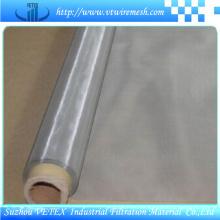 Malla tejida de acero inoxidable con informe SGS