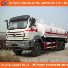 10cbm neue Wassertank LKW 12cbm Wasser Sprinkler LKW