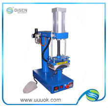 High quality pneumatic cap heat press machine