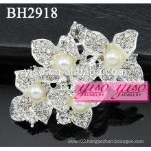 alloy crystal fashion brooches