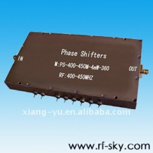 Décaleurs de phase en laiton nickelé 400-450MHz 4mW