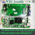 Asamblea de la PCB de la soldadora del pcga de la soldadura Fabricación de la asamblea electrónica de encargo del PWB