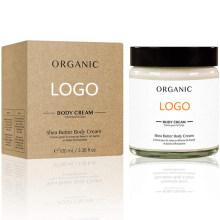 Customize Private Label Organic Moisturizing Shea Butter Body Cream