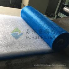 FORST Suministro de fibra de vidrio Rollo de aire de ventilación Pre Material de filtro