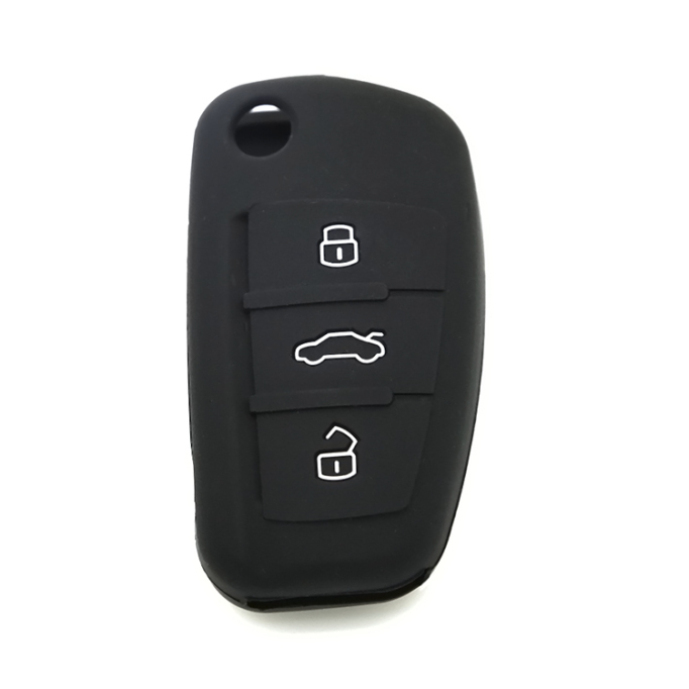 Audi Q5 Silicone Car Key Case