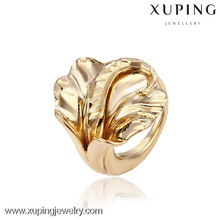 12866 Chine Wholesale Xuping Fashion élégant 18K or perle femme bague