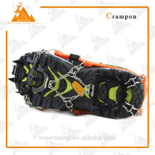 2015 hot sale Silicon ice grippers Snow Antiskid Crampon