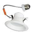 ETL Energy Star genehmigt 9W 14W 18W 4 Zoll 5 - 6 Zoll Retrofit LED-Downlight