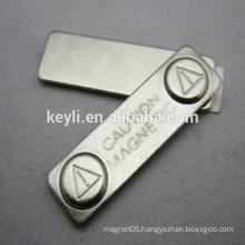 Magnetic Metal Badge