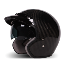 stylish Carbon fiber parts  Helmet