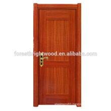 New Style Modern Melamine Swing Paint Wood Door
