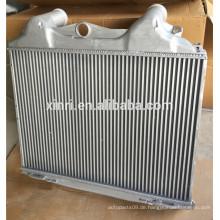Europäischer Schwerlast-Ladeluftkühler für MAN TGA LKW-Ladeluftkühler 81061300175, NISSENS: 97014