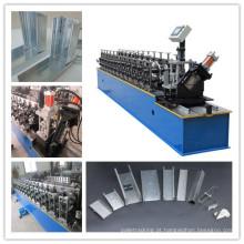 Nova chegada de aço leve máquina de rolamento para a cremalheira do Metal