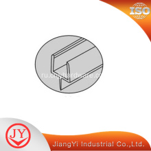 Shower glass door rubber strip seal