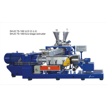 PVC-Kunststoff-Extruder-Maschine