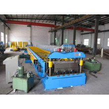Galvanized Steel Sheet Floor Deck Tile Roll Forming Machine