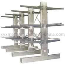 Armazém de armazenamento pesado Armazém de aço em cantilever Rack