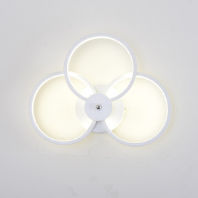 led modern acrylic wall lamp