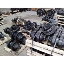 Rodillo de rueda de servicio pesado para grúa sobre orugas