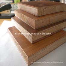 Exportación a Sudáfrica Mercado 18mm Blockboard