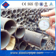 Low price schedule 80 carbon steel pipe made in China