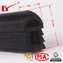 Extrusion Waterproof Rubber Door Seal Strip