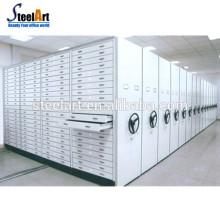 classeurs en métal compacteurs / armoire de système de stockage