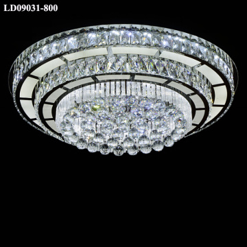 cambiando luci a led lampadario a soffitto a led