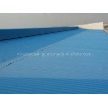 Systèmes de toiture verte, toiture