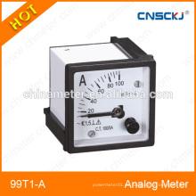 2014 No 99T1-A Medidor de corriente AC analógico