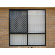 High Pressure Resistant Grille Window