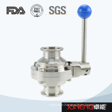 Stainless Steel High Purity Butterfly Type Ball Valve (JN-BLV2009)